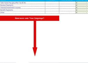 Simple Budget Calculator Spreadsheet